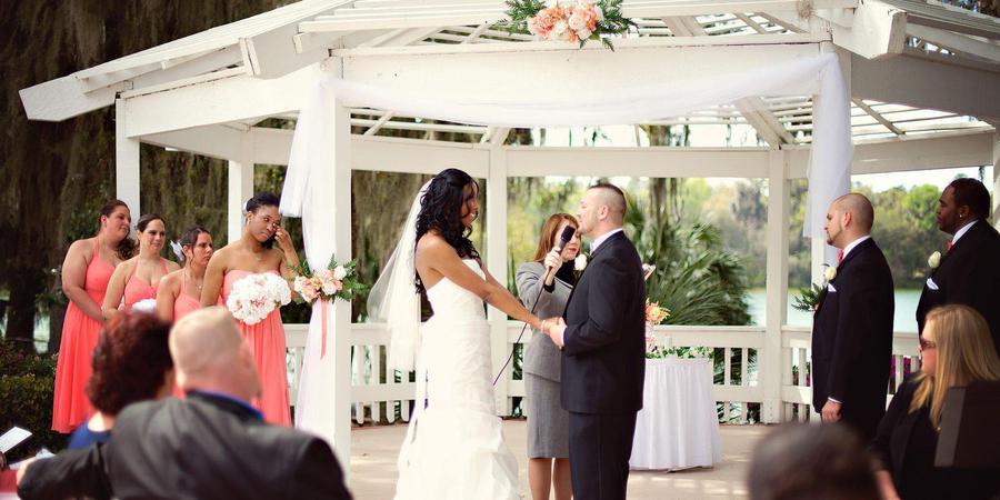 Paramount Plaza Hotel and Suites wedding Northwest Florida