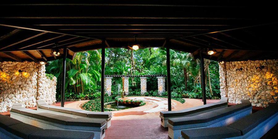 Pinecrest Gardens wedding Miami