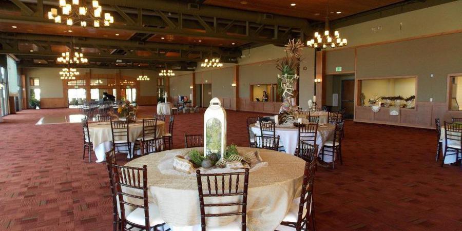Cana Ballroom wedding Hill Country