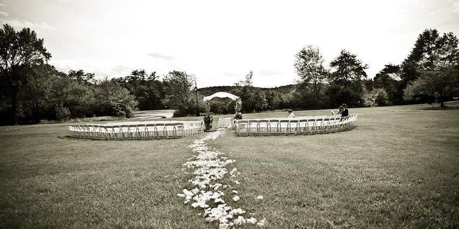 Wellesley College Club wedding Boston