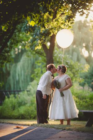 Midway Village Museum wedding Chicago