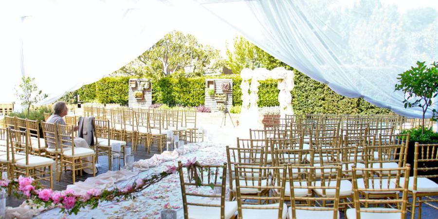 Tiato Kitchen Bar Garden wedding Los Angeles