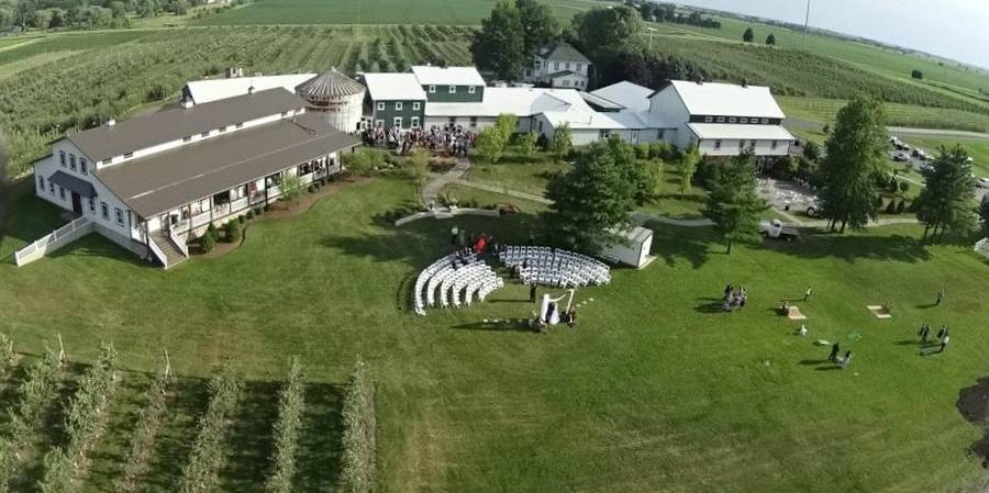 Kuipers Family Farm wedding Chicago