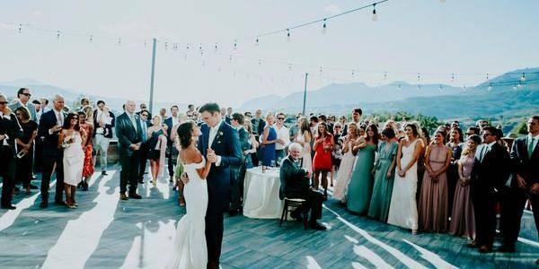 The Peaks Resort & Spa wedding Aspen/Vail/High Rockies