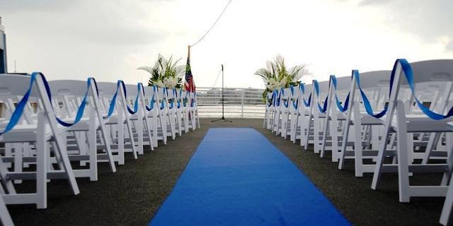Smooth Sailing Celebrations wedding North Jersey