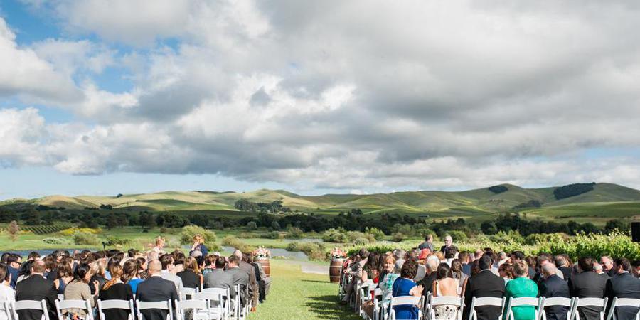 Eagle Vines Vineyard & Golf Club wedding Napa/Sonoma