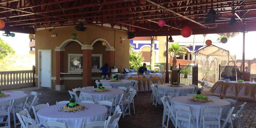 Portofino Island Resort wedding Northwest Florida