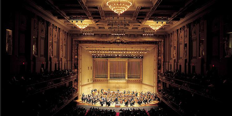 Boston Symphony Hall wedding Boston