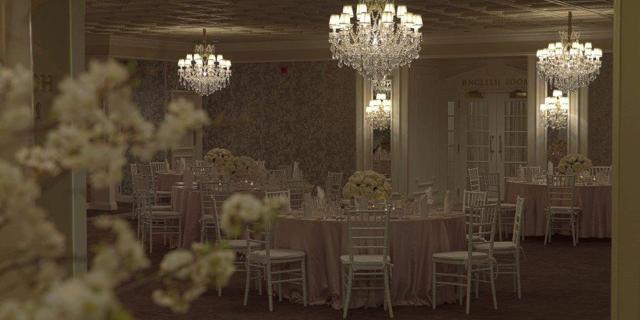 Drury Lane wedding Chicago