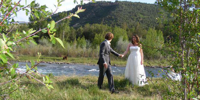 Ridgway State Park wedding Aspen/Vail/High Rockies