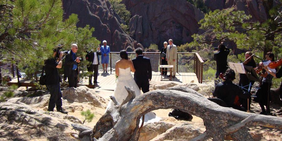 Roxborough State Park wedding Denver