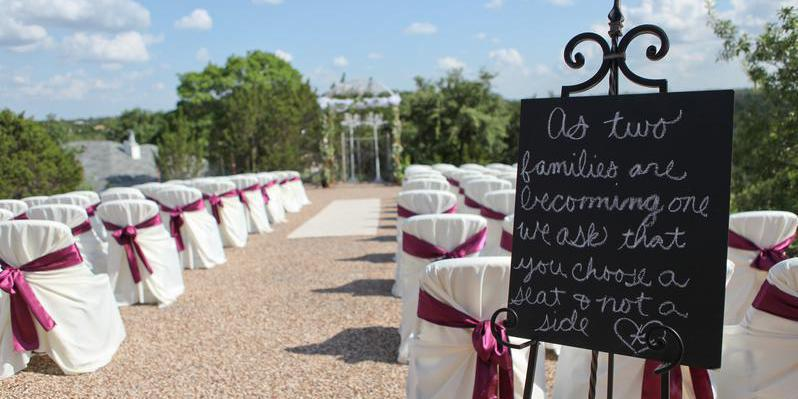 Viewside Veranda wedding Dallas