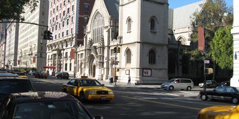 Landmark on The Park wedding Manhattan