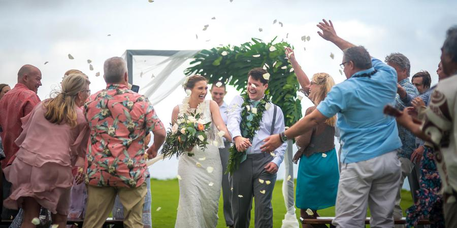 Princeville Makai Golf Club wedding Kauai