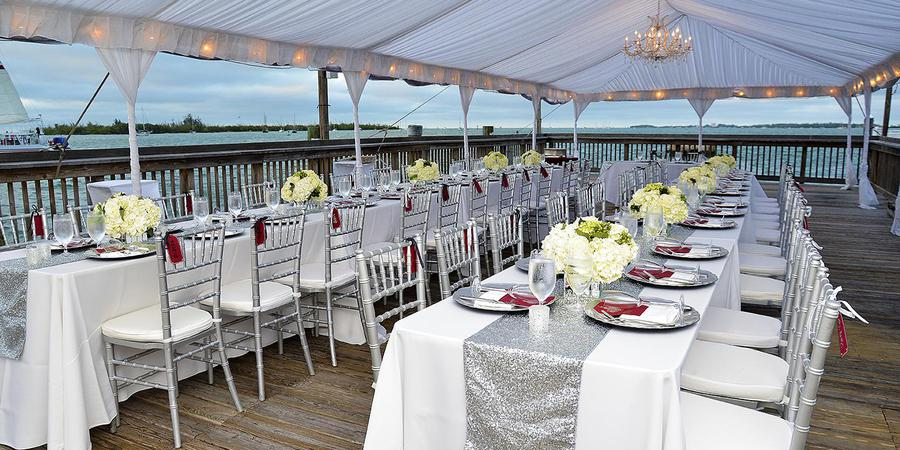 Ocean Key Resort wedding Florida Keys