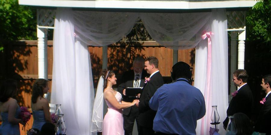 Surrey House and Gardens wedding Dallas