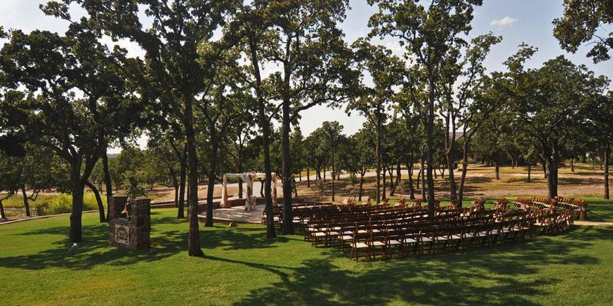 Oak Knoll Ranch wedding Dallas