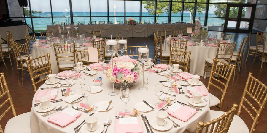 Lake Shore at Loyola University Chicago wedding Chicago