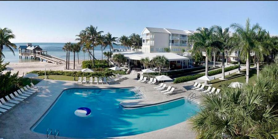 The Reach Key West, Curio Collection by Hilton wedding Florida Keys