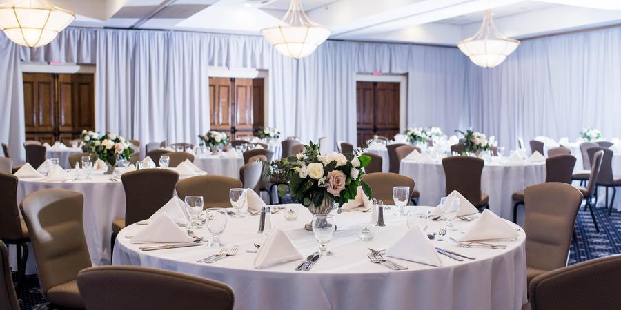 UMass Lowell Inn & Conference Center wedding North Shore