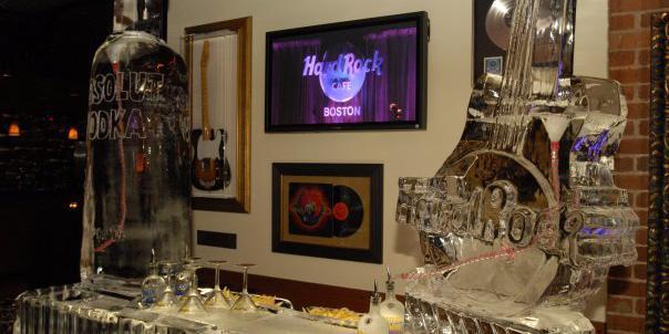 Hard Rock Boston wedding Boston