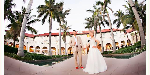 Casa Marina A Waldorf Astoria Hotel wedding Florida Keys
