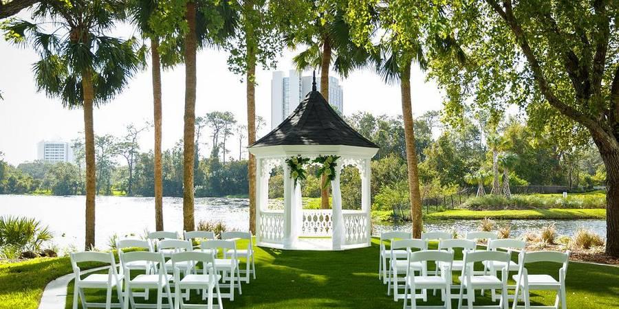 Hilton Orlando Buena Vista Palace wedding Orlando