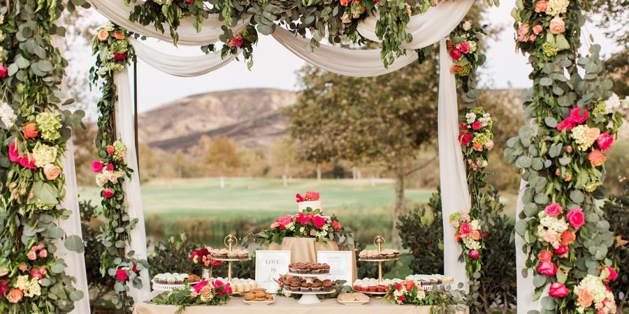Arroyo Trabuco Golf Club wedding Orange County