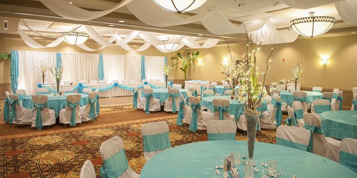 Hilton Garden Inn Houston Sugar Land wedding Houston