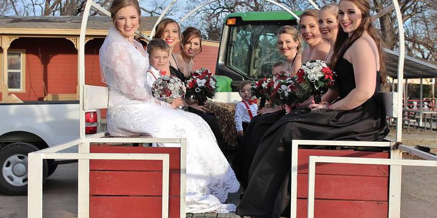 Storybook Ranch wedding Dallas