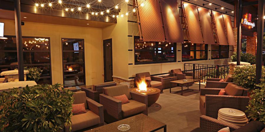 Fleming's Prime Steakhouse & Wine Bar: Tampa wedding Tampa