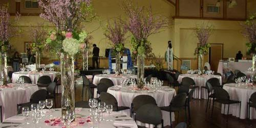 Mill Valley Community Center wedding Marin