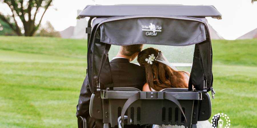White Eagle Golf Club wedding Chicago