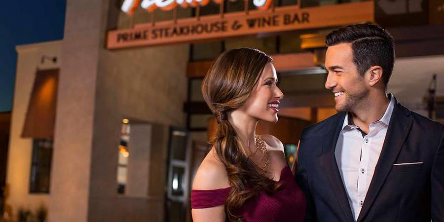Fleming's Prime Steakhouse & Wine Bar - Coral Gables wedding Miami