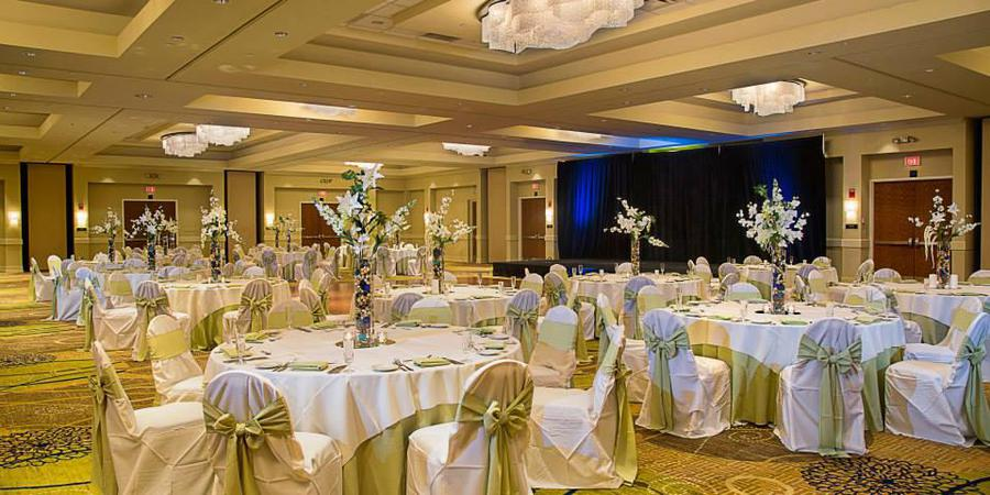 DoubleTree by Hilton Orlando Airport wedding Orlando