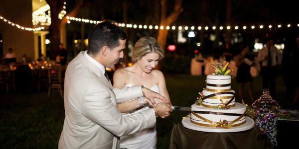 Fort Lauderdale Historical Society wedding Miami
