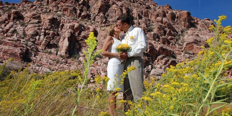 Red Rock Weddings wedding Las Vegas