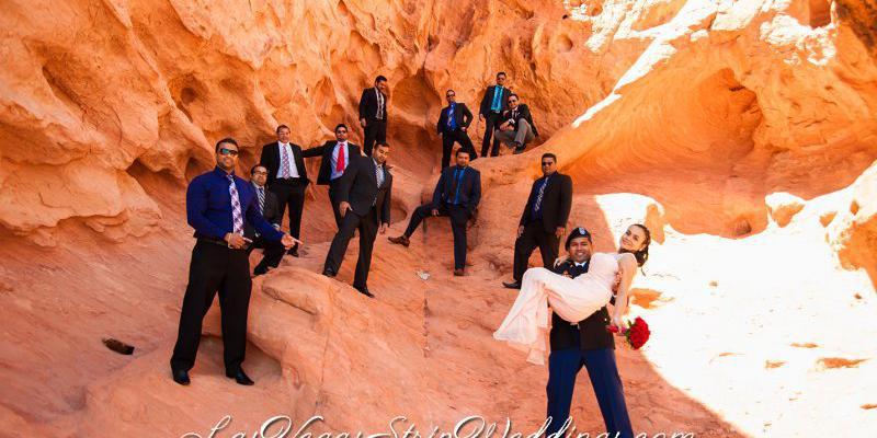 Valley of Fire Weddings wedding Las Vegas