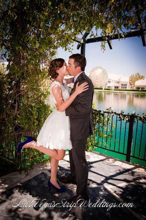 Las Vegas Garden Weddings wedding Las Vegas