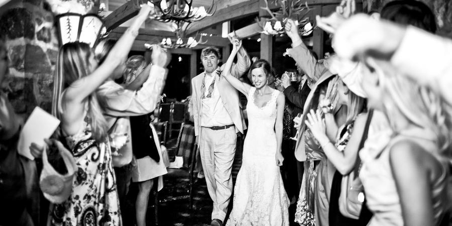 Allred's Restaurant wedding Aspen/Vail/High Rockies