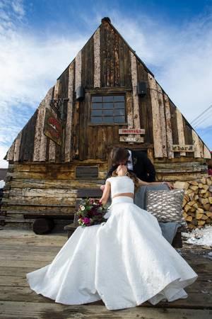 Gorrono Ranch wedding Aspen/Vail/High Rockies
