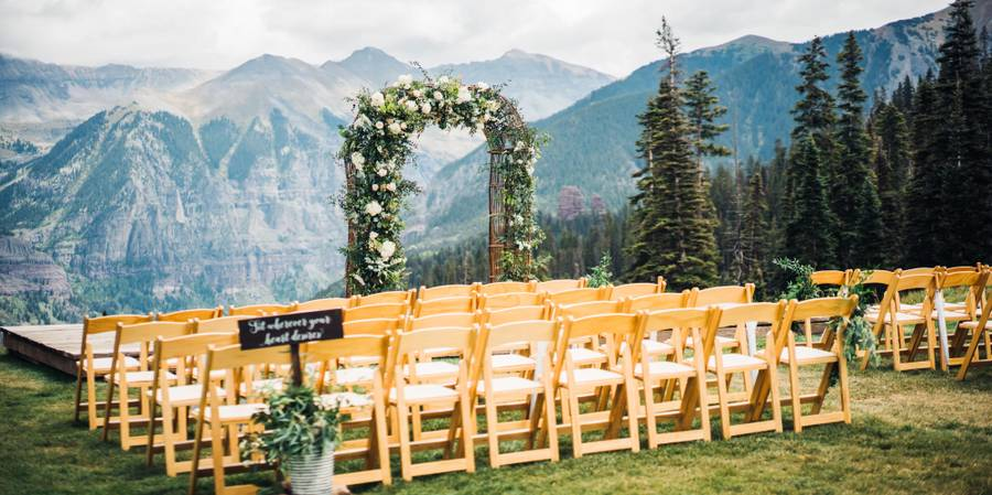 San Sophia wedding Aspen/Vail/High Rockies