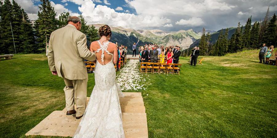 San Sophia wedding Aspen/Vail/High Rockies