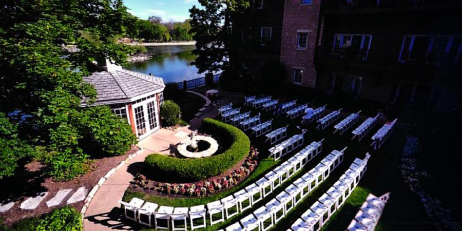 The Herrington Inn & Spa wedding Chicago