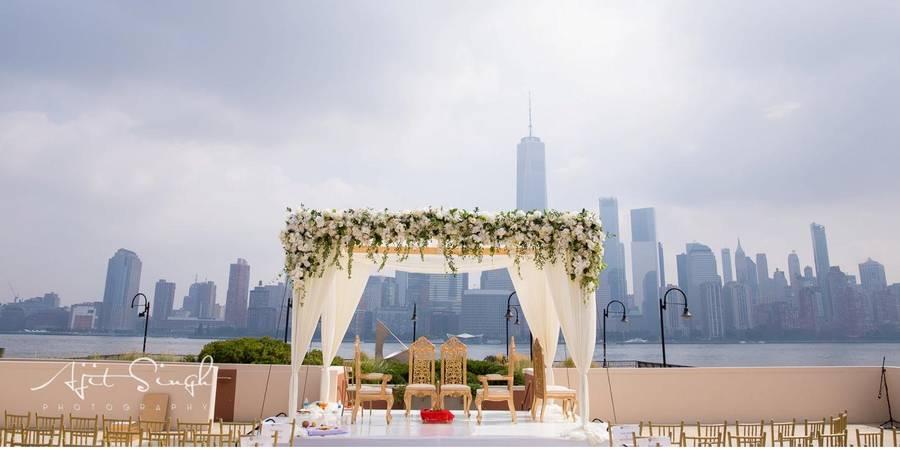 Hyatt Regency Jersey City wedding North Jersey