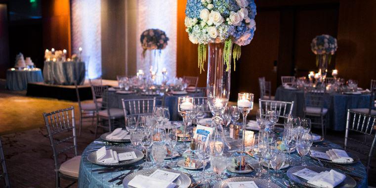 Four Seasons Hotel Silicon Valley wedding Peninsula