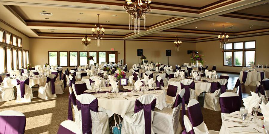 Whitetail Ridge Golf Club wedding Chicago