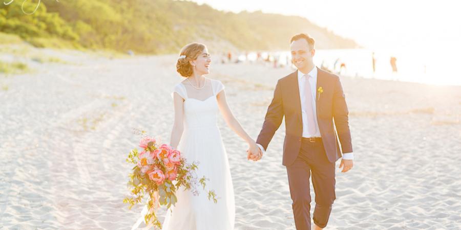 The Pavilion at Sunken Meadow wedding Long Island