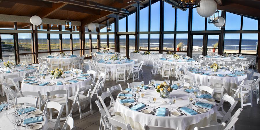 The Pavilion at Sunken Meadow wedding Long Island