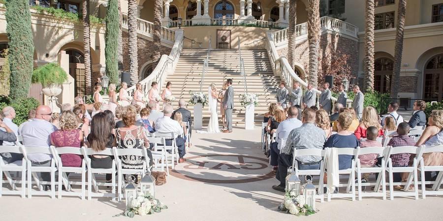 Green Valley Ranch Resort and Spa wedding Las Vegas